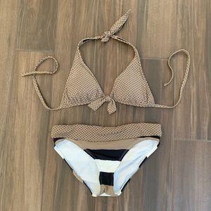 Tommy Bahama reversible bikini